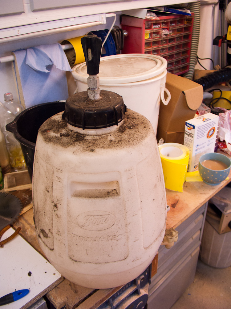 how to clean up fusel alcohols homebrew